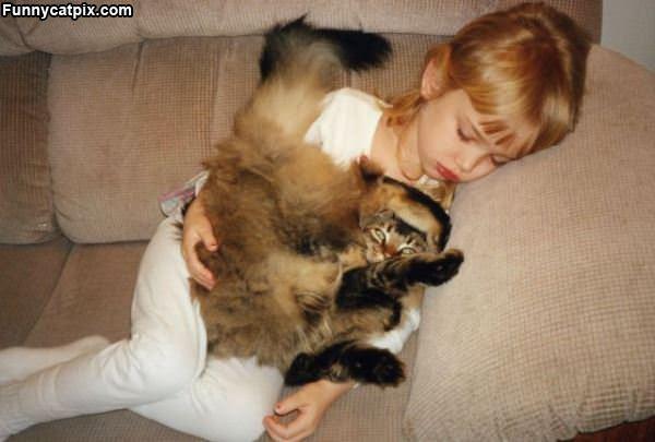 I Like Sleeping Like This