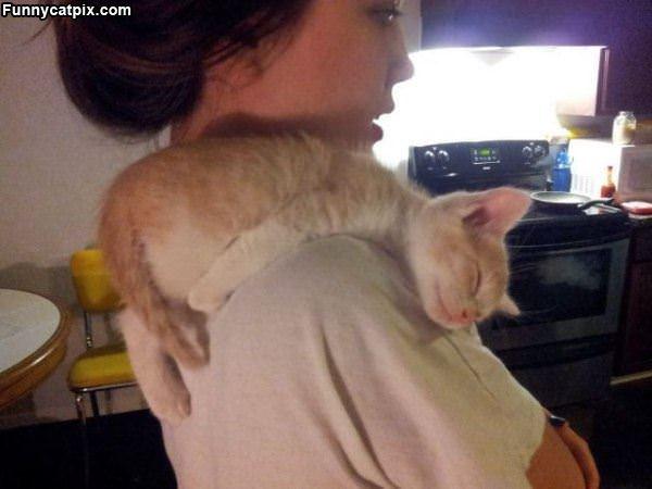 Shoulder Sleeping